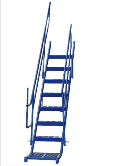 Scaffold Frame Internal Stair Unit with Handrails with Good Quality