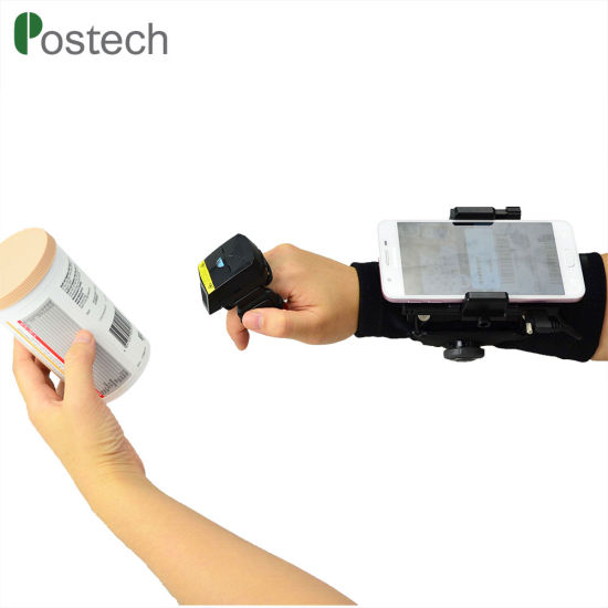 Fs01 1d Laser Ring Barcode Scanner Wearable Finger Scanner pictures & photos