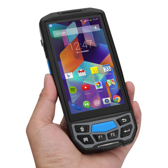 China Factory Price Android Handheld Reader with Thermal