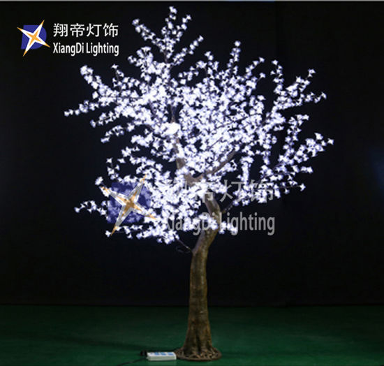 3m Realistic Artificial Outdoor Lighted, Outdoor Lighted Trees Artificial