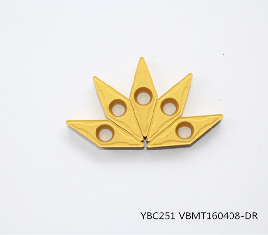 China Vbmt Inserts for 93 Degree Svjbr/L Lathe External