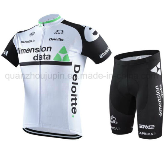 OEM Polyester Summer Short Sleeve Cycling Clothes pictures & photos