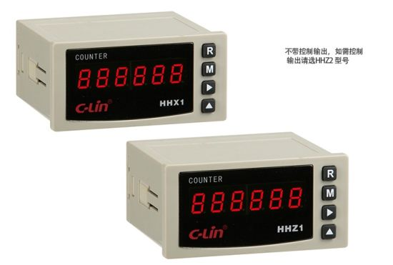 6 bit Line speed meter/tachometer HHX1,HHZ1