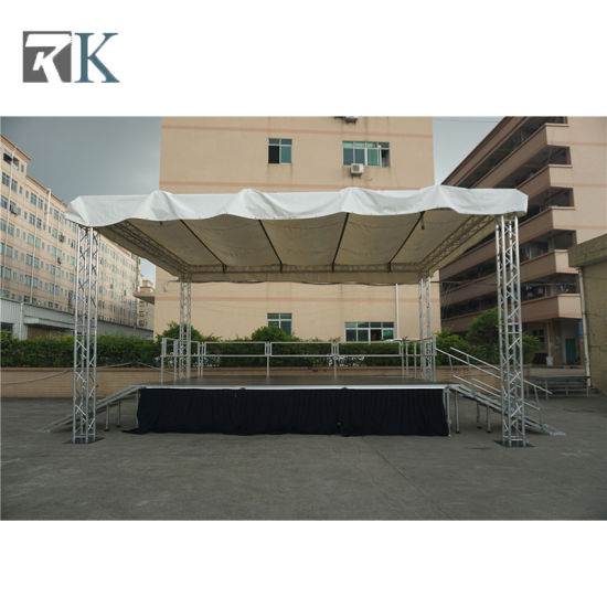 China Rk Portable Stage Industrial Material Platform Stage
