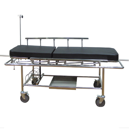 So/Ce/FDA Approved Medical Appliance Patient Transfer Trolley Hospital Bed Ambulance Stretcher Emergency Stretcher pictures & photos