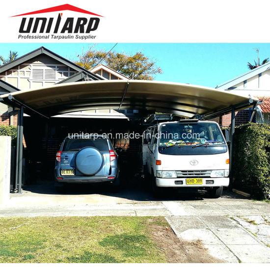 650GSM PVC Waterproof Car Roofing Cover Tarpaulin