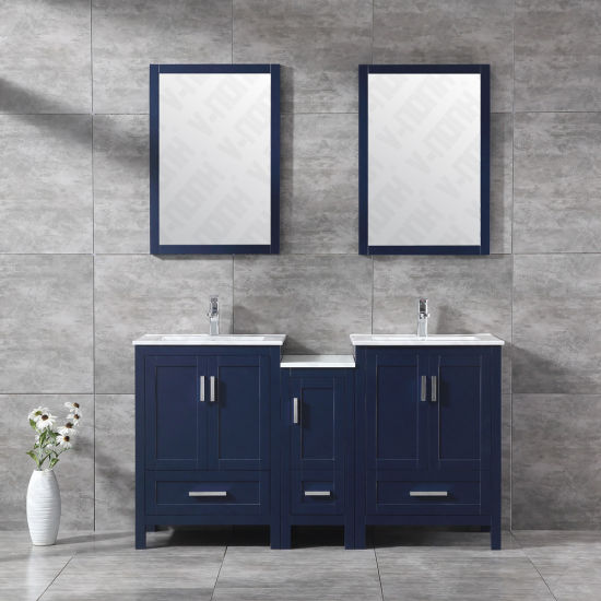 Contemporary Office Interior Design, 60 Inch Wood Bathroom Vanity With Two Sink Double Sink Bathroom Cabinet China Bathroom Vanity Bathroom Cabinet Made In China Com