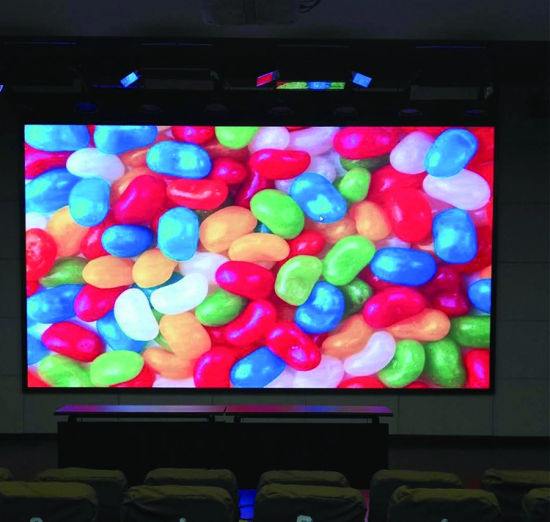 Full Color Indoor Panel P5 LED Video Wall / Indoor Full Color LED Display