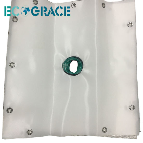 Polyester / Polypropylene Filter Cloth for Filter Press Waste Water Treatment