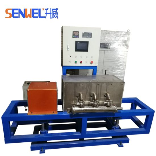 Stainless Steel Pipe on Line Solution Annealing Equipment