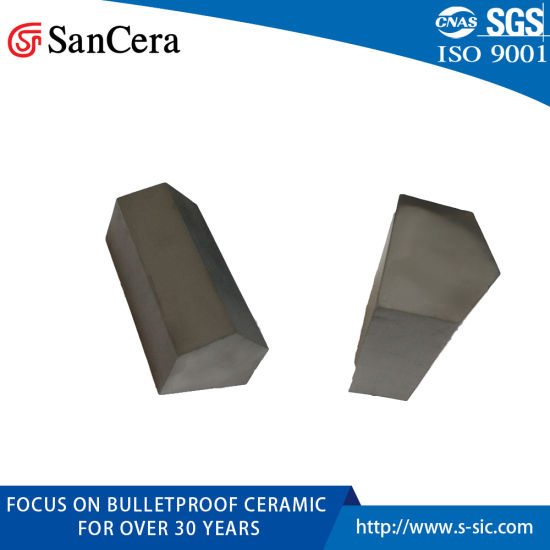 Bulletproof Alumina Armor Ceramic for Armor Plate pictures & photos