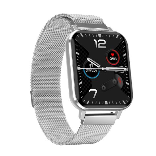 Fashion Business Men Steel Band Watch Bluetooth Watch Mobile Phone Bracelet Smart Phones Mobile Accessories