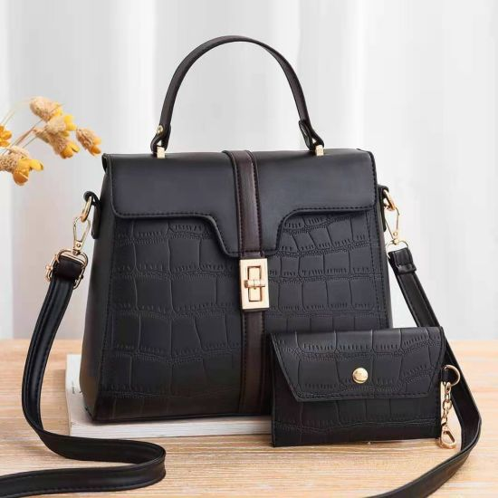 PU Leather Handbag Bucket Designer Leather Handbag Women Handbag Fashion Handbags Replica Handbag