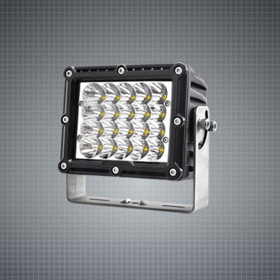"""LED Offroad Auto Lamps 8 Inch 100W Car Truck SUV Jeep LED off Road Driving Light 8"""" Auto LED Light Comparable Laser LED Work Light"""
