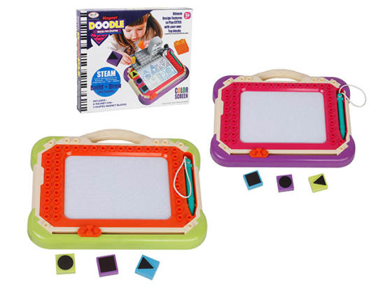 Magnetic Drawing Board Blocks Toys Educational Toys pictures & photos