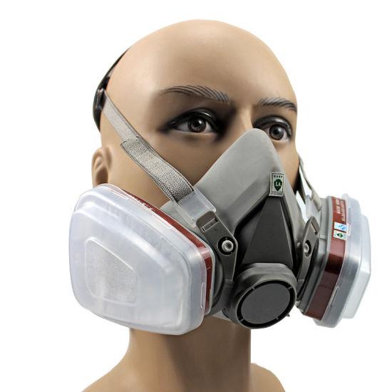 3m mask gas