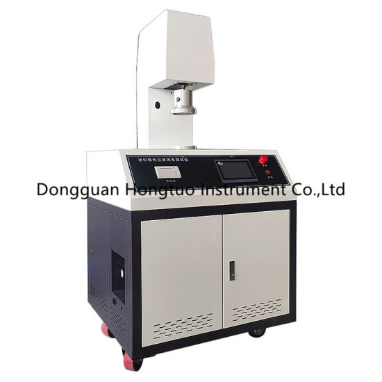 DH-PFE Test Equipment ,Testing Machine For Filtration Efficiency Of Particulate Matter In Medical Masks