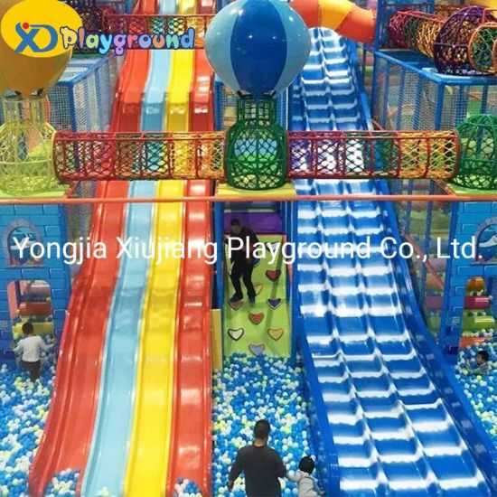 We Have 6 Branches in China Indoor Playground Equipment for Sale
