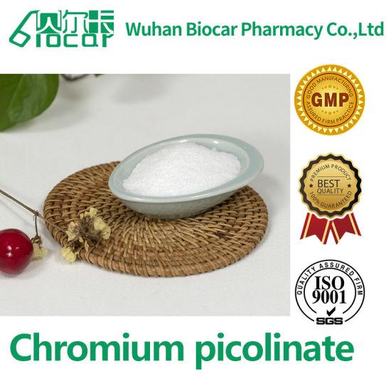 High Purity Picolinic Acid Chromium (III) Salt (CAS: 14639-25-9)
