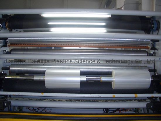 5 Layer Co-Extruded POF (polyolefin) Shrink Film