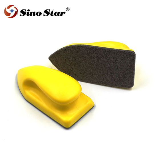 Nano Cleaning Brush Car Felt Washing Tool for Leather Seat Auto Care Detailing