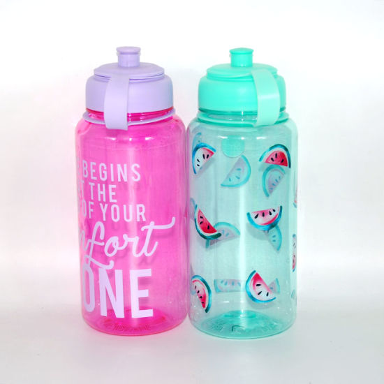1000ml Manufacturer Wholesale Plastic Water Bottle with Tritan Material