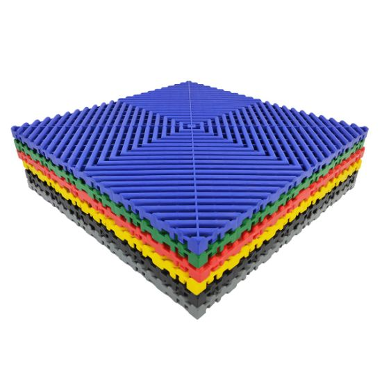 Pp Garage Interlocking Floor Tile