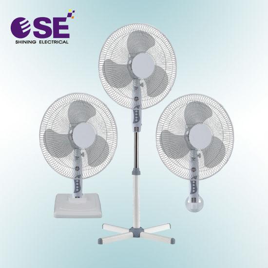 Home Appliance Wholesales Cross Base 16 Inch Stand Fan