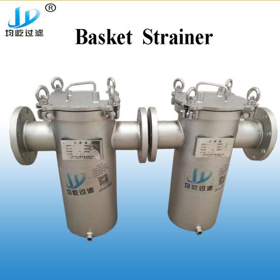 3044ss Sea Water Strainer with Corrossion Resistance