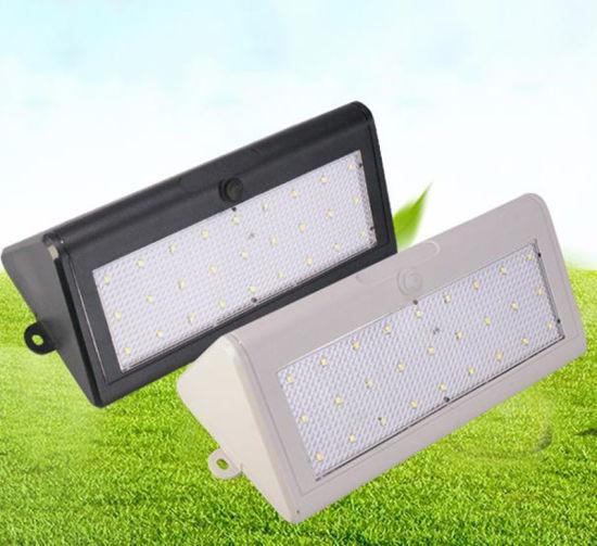 60PCS Lamp Beads Solar Lights IP65 Emergency Solar Wall Lamp