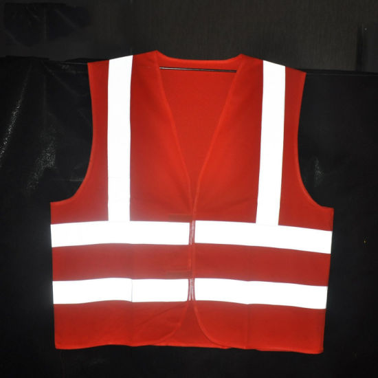ISO 9001 Factory High Intensity Kids Reflective Clothing
