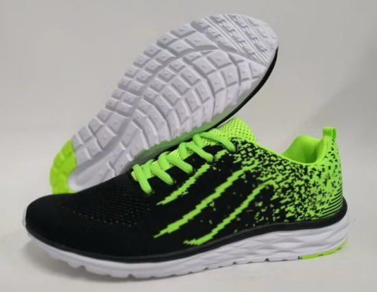 Fashion Flyknit Running Fitness Shoes Casual Walking Jogging Sport Sneaker