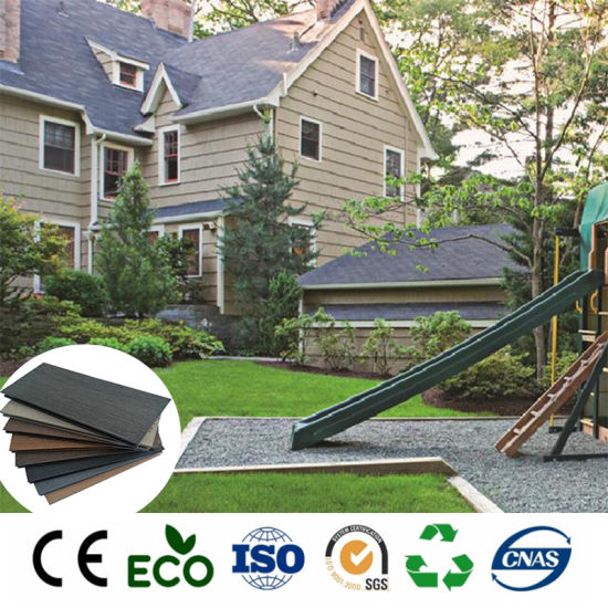 New Generation WPC Anti-UV Waterproof Weather Resistant Constructing Decoration Material