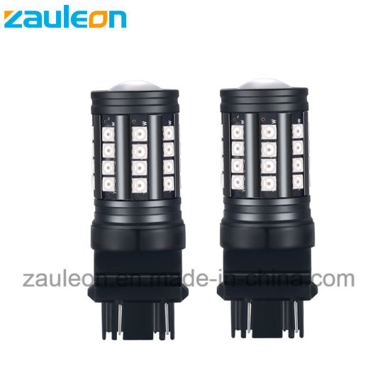 3157 Red LED Replacement Lamp Automotive Light