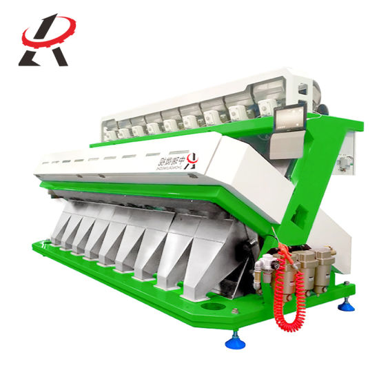 Hot Sales Grain Color Sorter Machine with Ejector pictures & photos