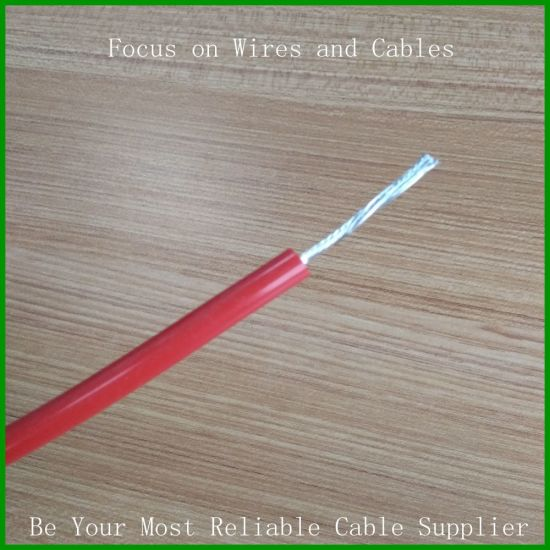 Different Size Customized Super Flexible High Temperature Rubber Cable Silicone Wire pictures & photos