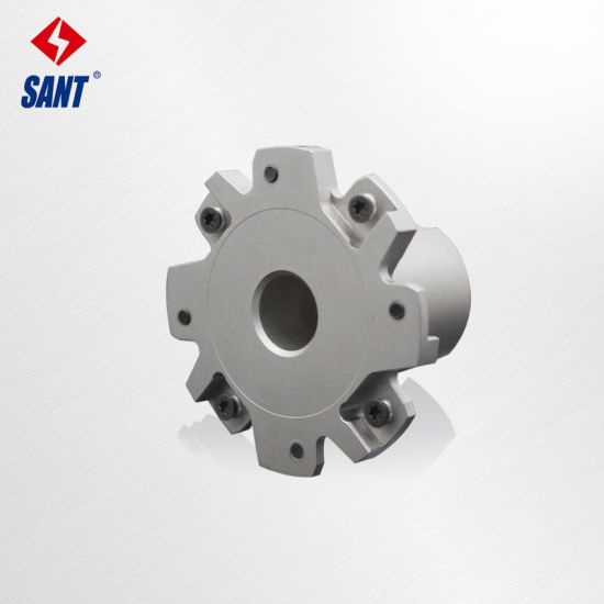 PT02.12A27.100.10. H7 Indexable Milling Cutter with Xseq1202
