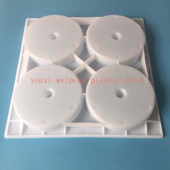 China Round Spacer Plastic Mold Yb160-Yl Used in Pile