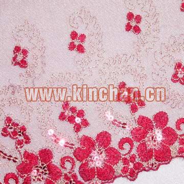 100% Multi-Color Mesh cloth Laces For Underwear