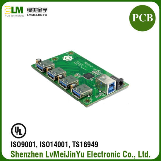 Electronic Power Bank Fr4 94V0 Controller Circuit Board PCBA USB Charger PCB
