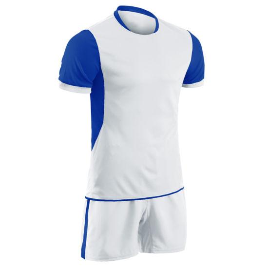 6c8e01a5c Manufacturer Wholesale Top Quality Sublimation Customized Football Jersey  Sport Uniform Shirt
