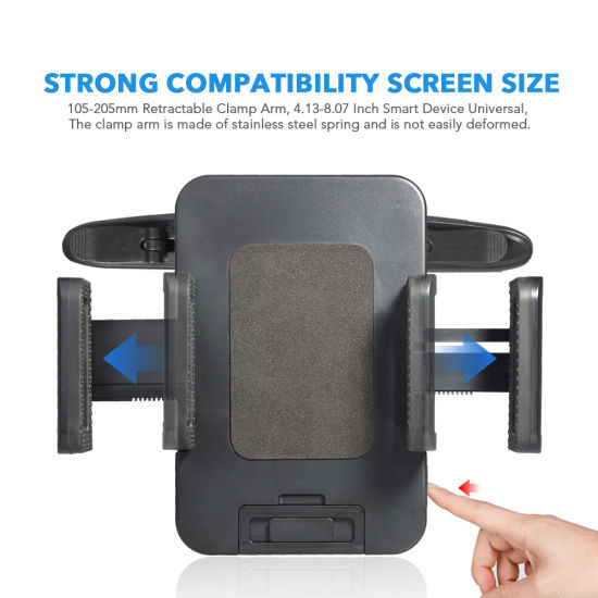 New Universal Folding Adjustable Mount Stand Holder for Galaxy iPad Air 2 Tablet