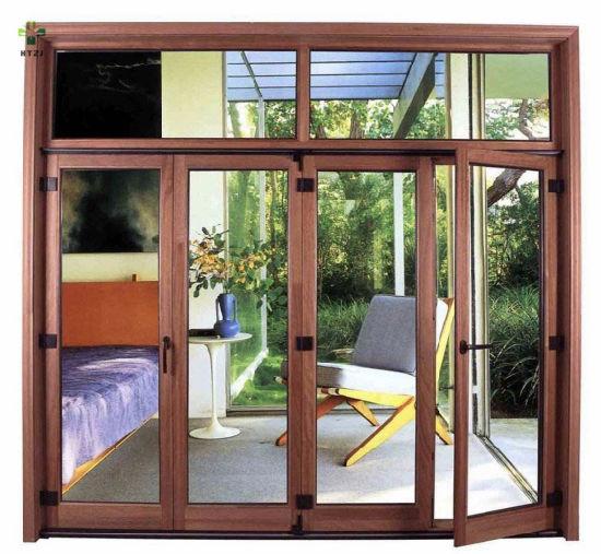 Aluminum Glass Sliding Window and Door with Mosquito Net