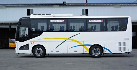 2018 Sunlong Brand New Bus 24-37 Seats Commuter Bus (Slk6803) pictures & photos