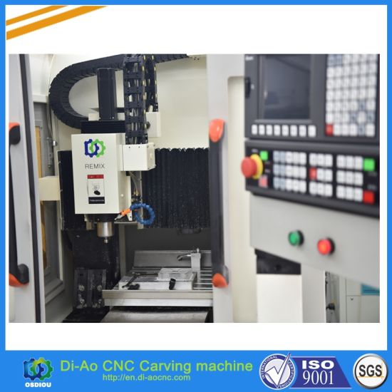 High Precision CNC Highlight Machine for Phone Glass, Metal, Non-Metal Sold in India Market