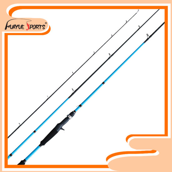 Im7 Carbon Material 1PC Fishng Tackle Budget Casting Rod