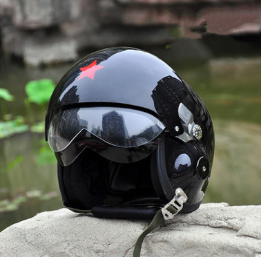 Hot Selling Police Equipment Open Face Safety Military Anti- Roit Helmet (SYSG-257) pictures & photos