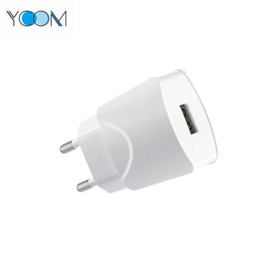 Ycom 2A USB Travel Charger Single USB Port Charger pictures & photos