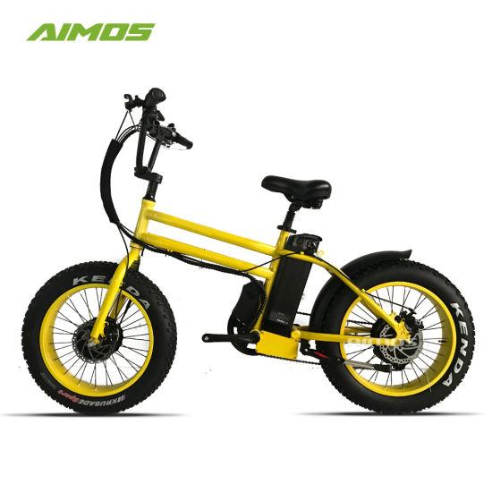 """20"""" Double Motor 350W 500W Ebike Fat Tire"""