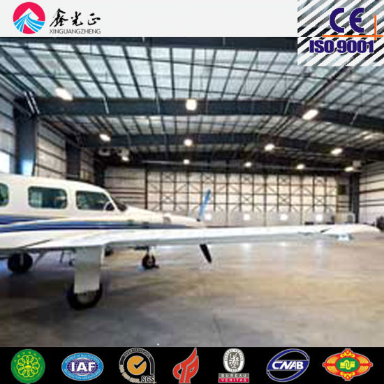 Aircraft Hangar, Steel Structure Hangar (SS-60) pictures & photos